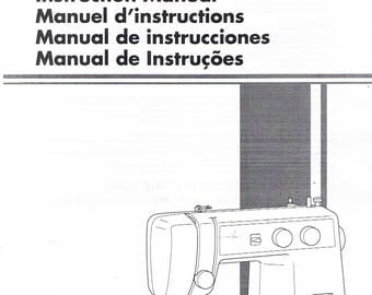 user manual for brother xl2600i