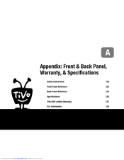 user manual for pace tivo