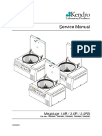 sorvall lynx superspeed centrifuge series service manual