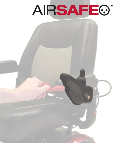 manual wheelchair camera collapsible attachments